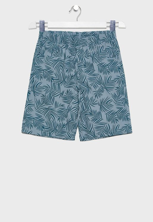 Kids Printed Shorts