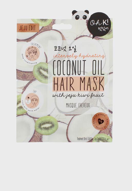 ماسك جوز الهند لترطيب وتغذية الشعر