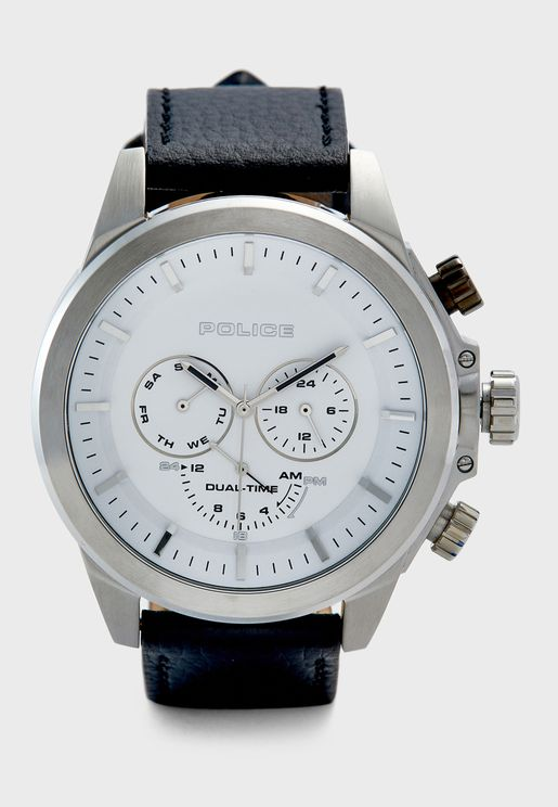 P 15970JS-01 Belmont Chronograph Watch