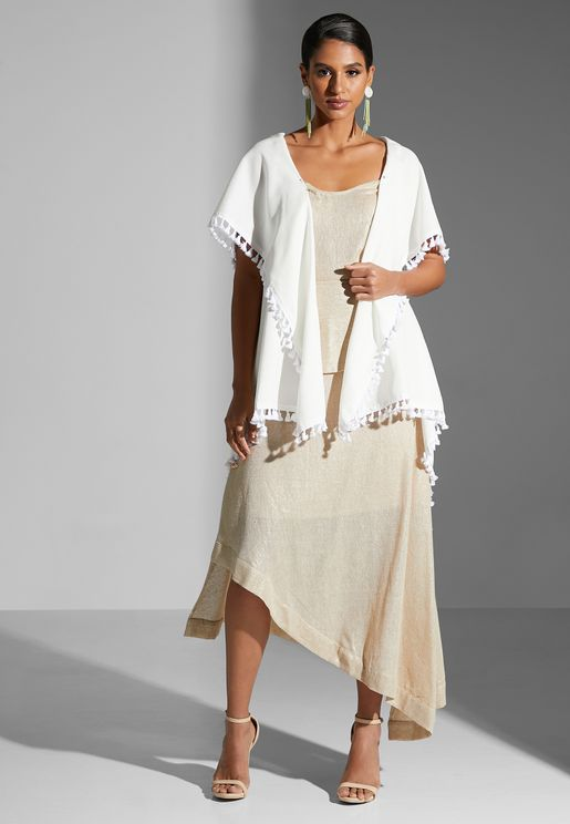 Skirt & Top Knitted Dress