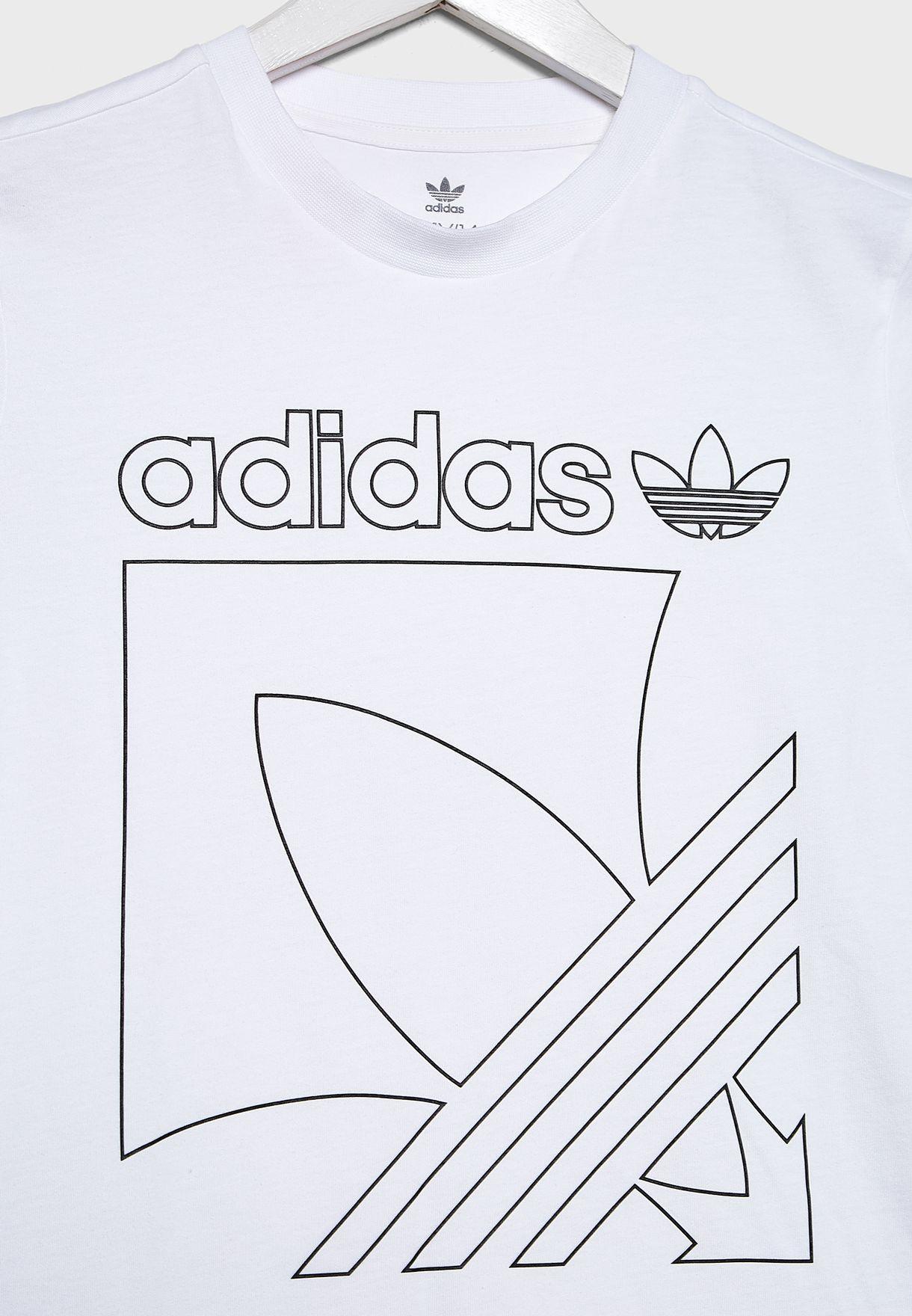 Youth Badge T-Shirt
