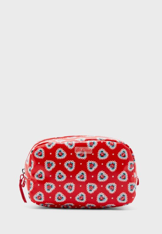 Classic Box Cosmetic Bag