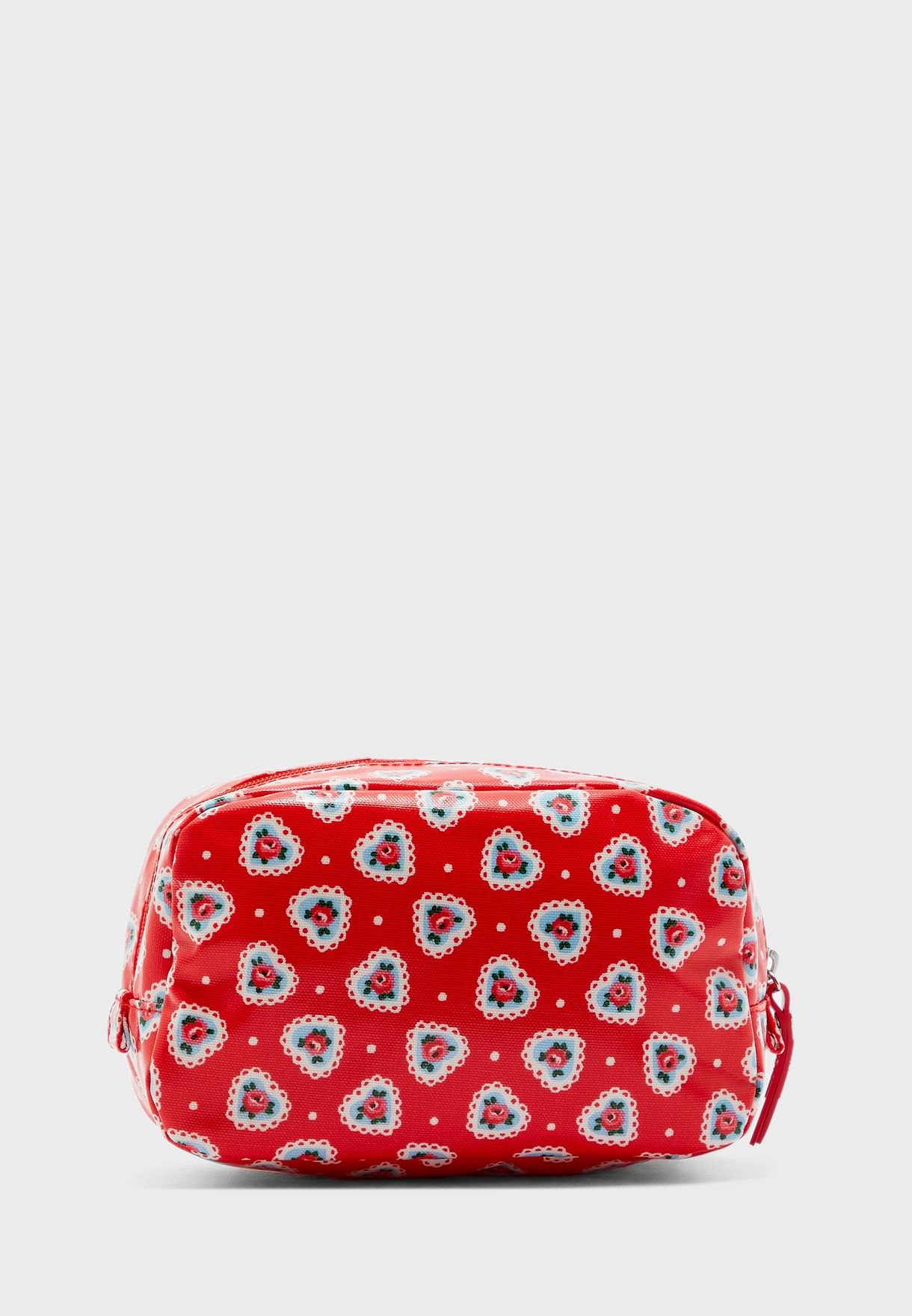 Classic Box Cosmetic Bag
