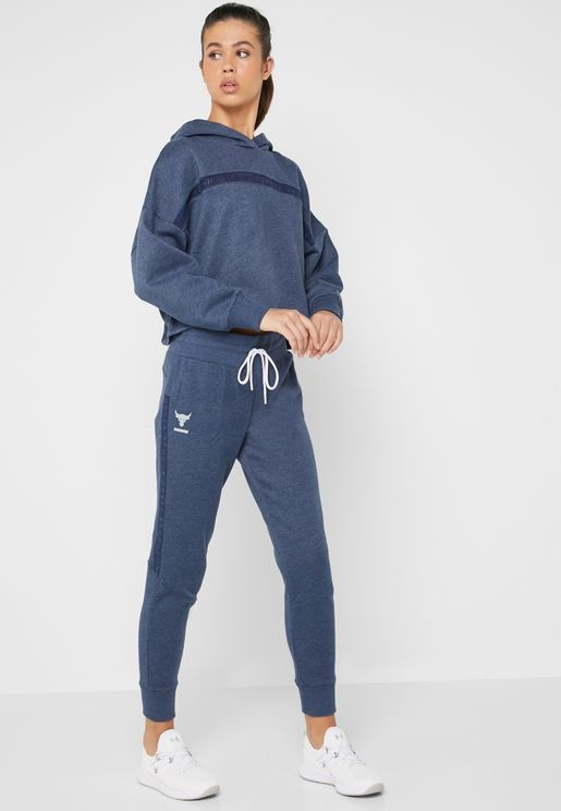 The Rock Taped Fleece Sweatpants