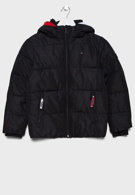 Teen Essential Padded Jacket