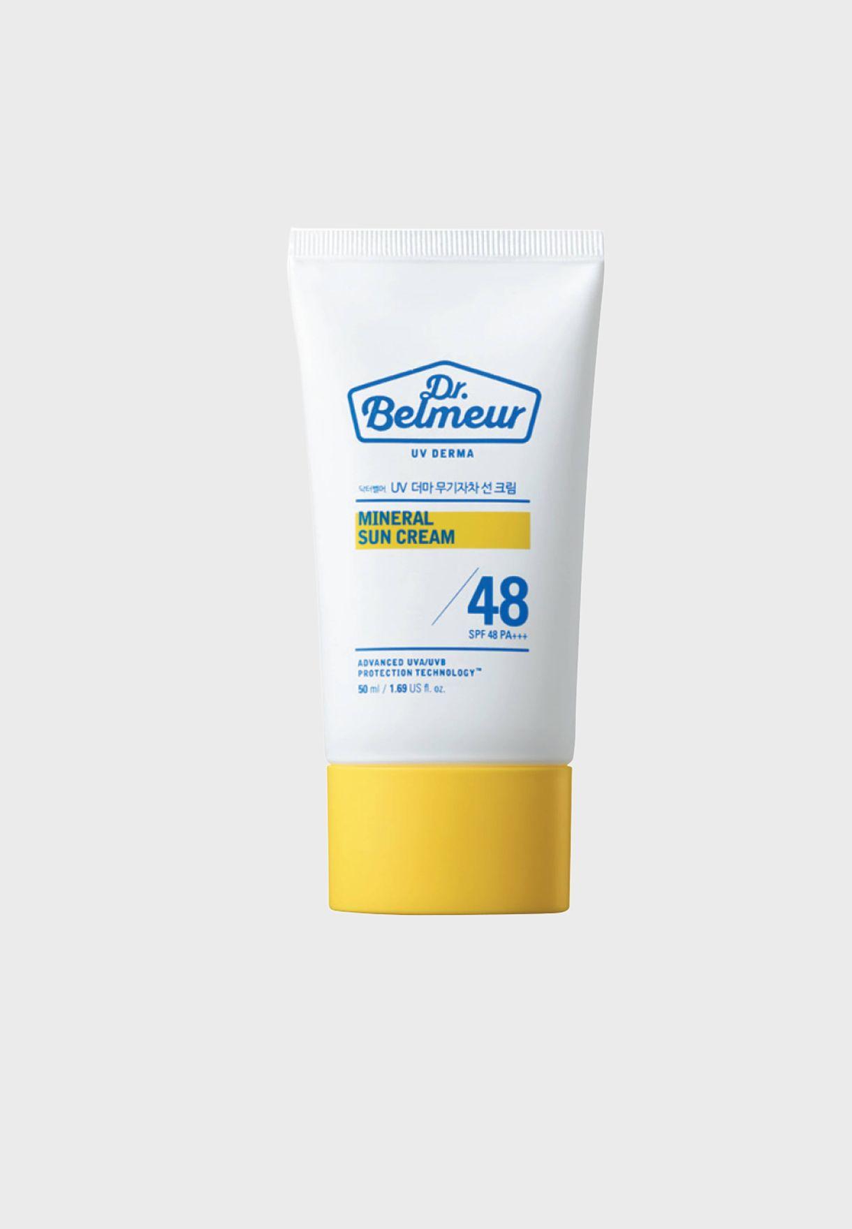 Dr.Belmer Mineral Sun Cream Spf 48
