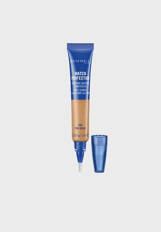 Match Perfection Concealer- True Beige 50