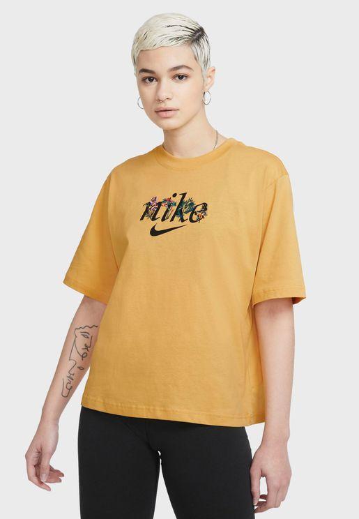 NSW Boxy Nature T-Shirt