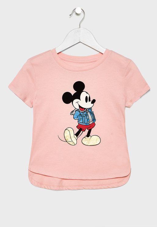 Kids Mickey T-Shirt