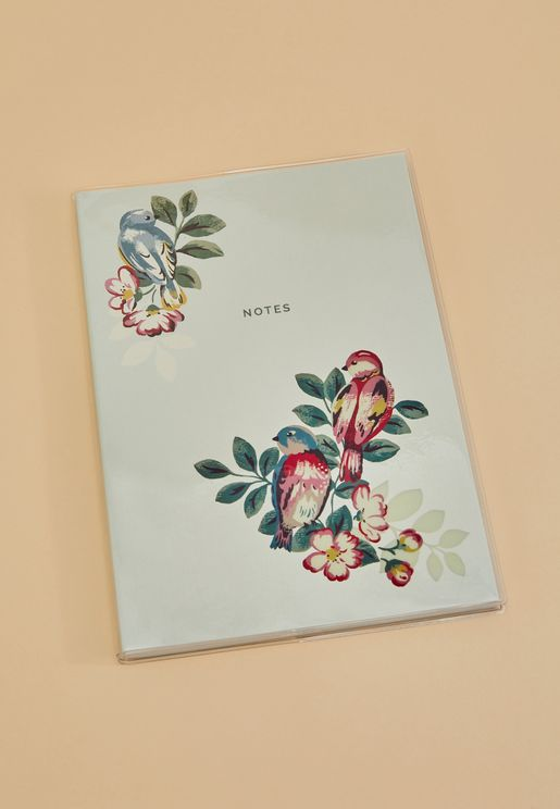 Acetate Notebook