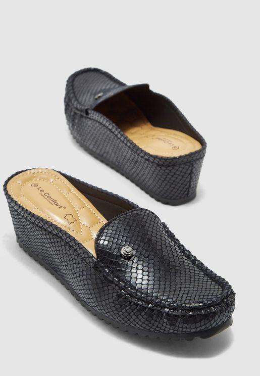 حذاء موكاسين انيق