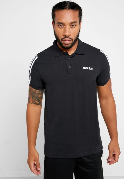 3 Stripe Polo
