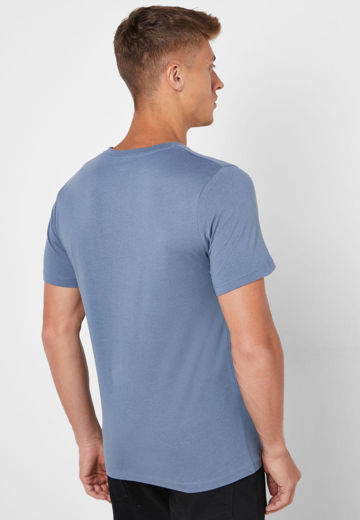 Booster Regular Fit Crew Neck T-Shirt