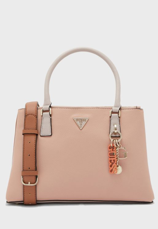 Becca Top Handle Status Satchel