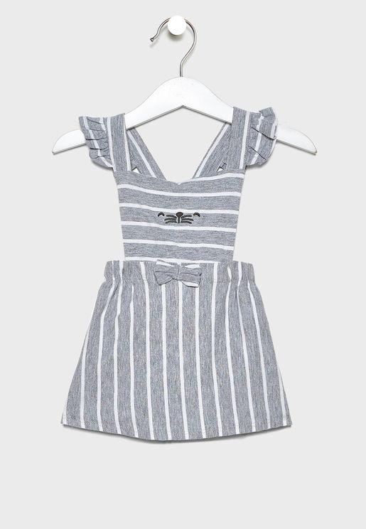 Infant Cross Back Dress