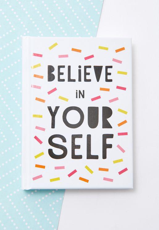 """كتاب """"اؤمن بنفسك"""""""