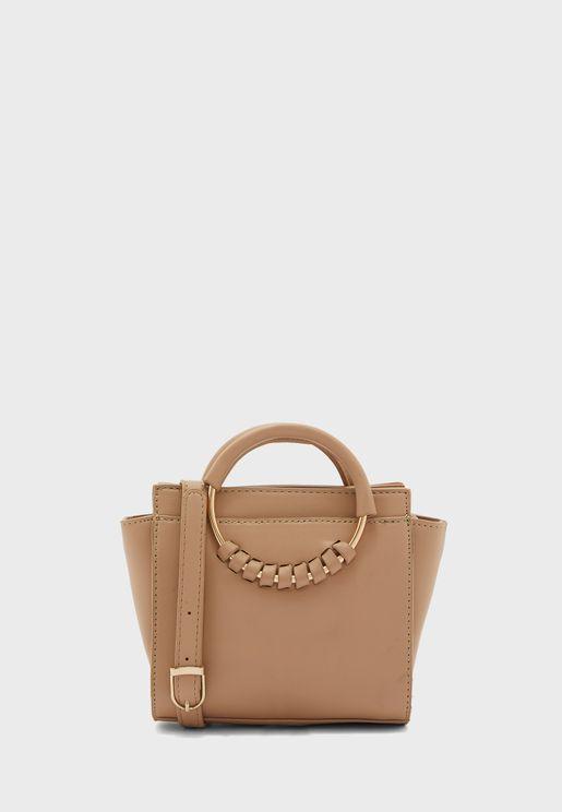 Ring Handle Tote Bag