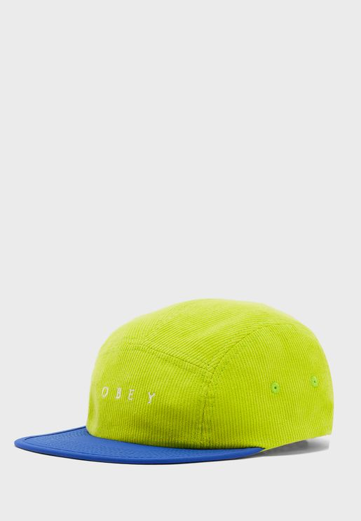 Hollow 5 Panel Cap