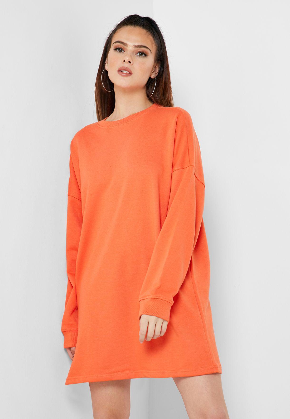 فستان بنمط منسدل