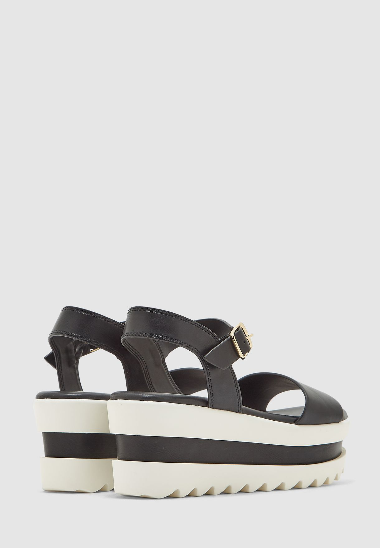 Thryndra Wedge Sandal