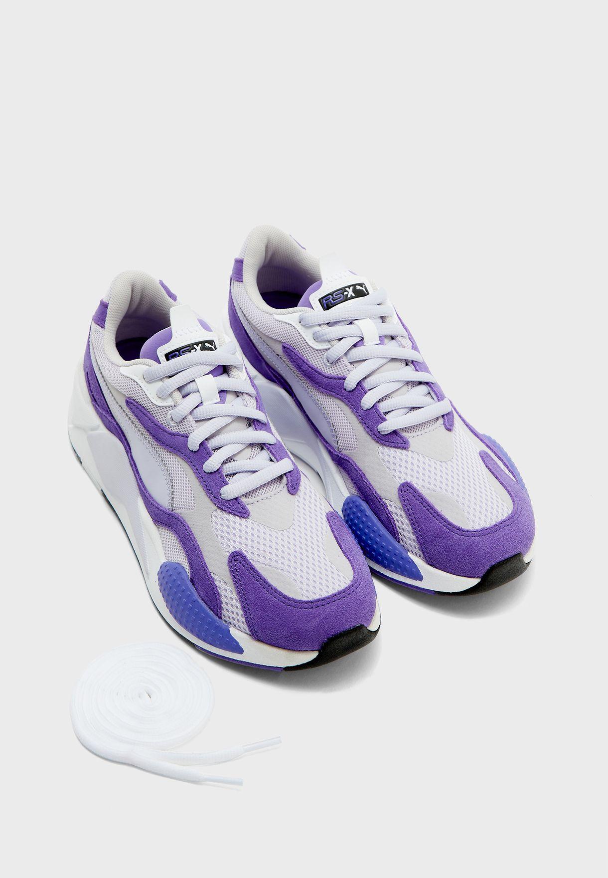 Caliza con tiempo Respectivamente  Buy PUMA purple RS-X³ Play for Women in MENA, Worldwide | 37288408