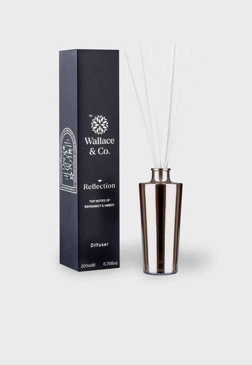 Black Amber & Citrus Reflection Diffuser 200Ml