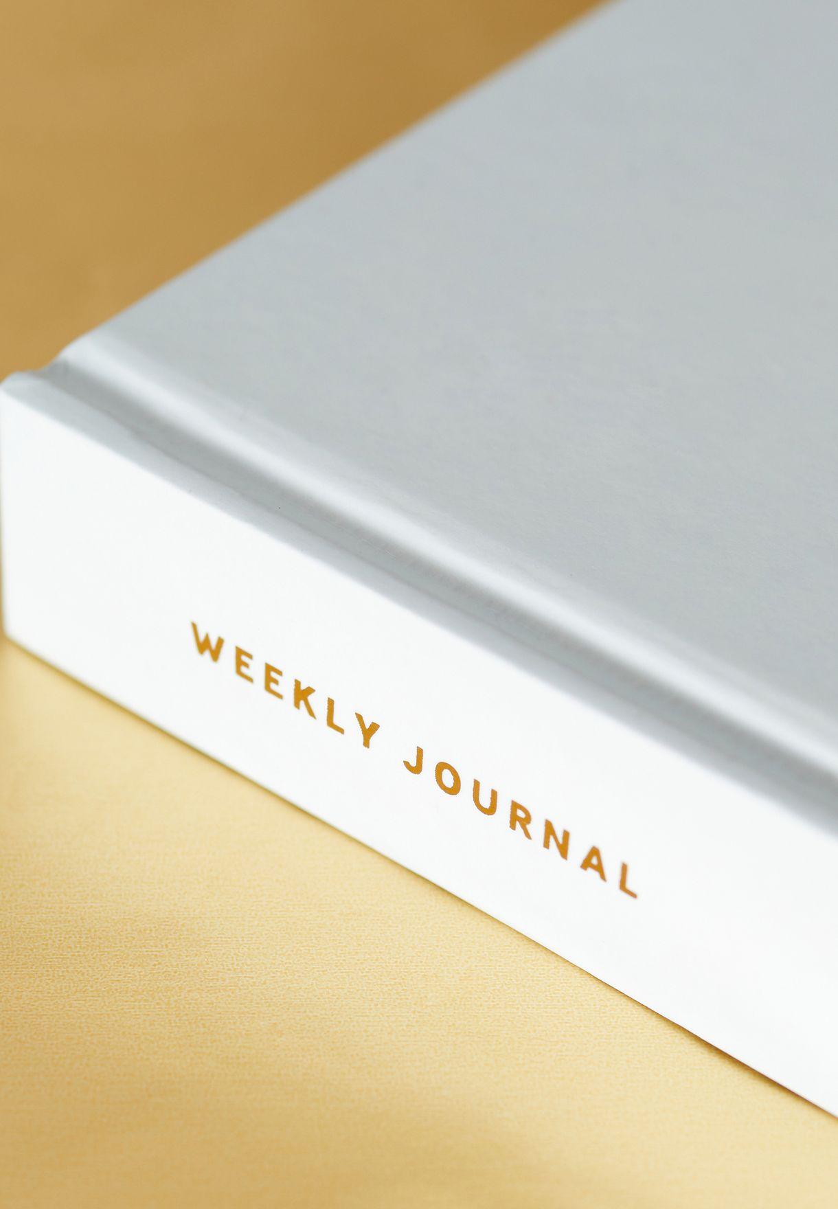دفتر اسبوعي A5