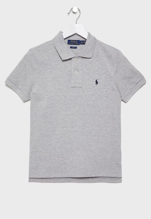 Teen Logo Polo