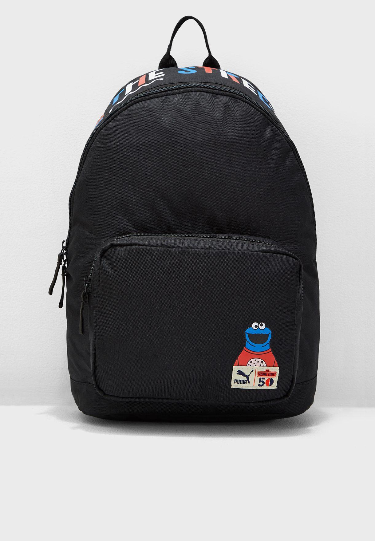 Sesame Street Sports Backpack