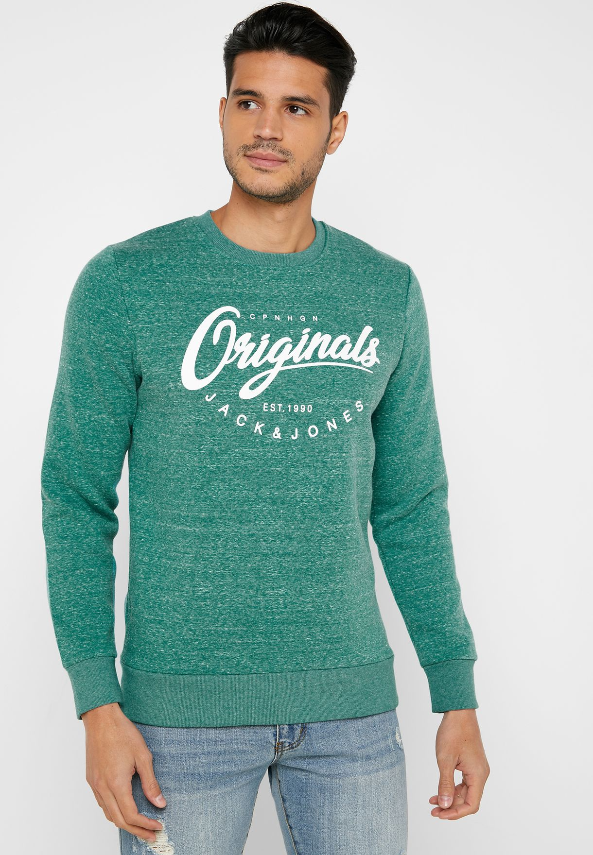 Kemble Regular Fit Sweatshirt