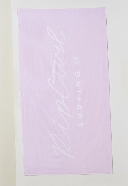 Standard Origin Towel