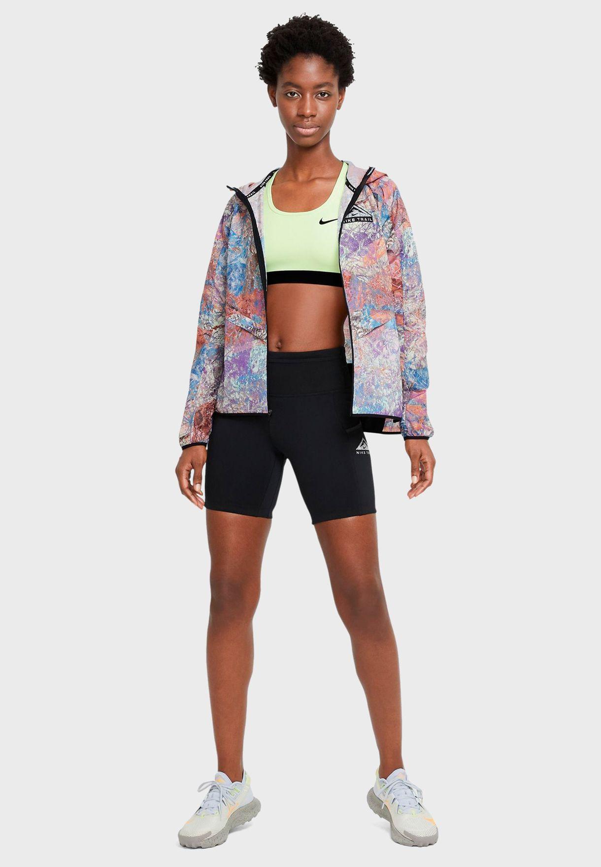 Reflective Windrunner Jacket