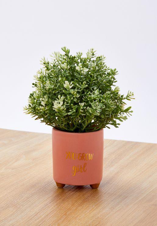 Boho Planter Pot