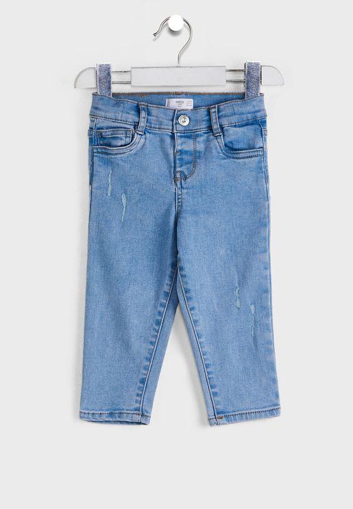 Infant Slim Fit Jeans