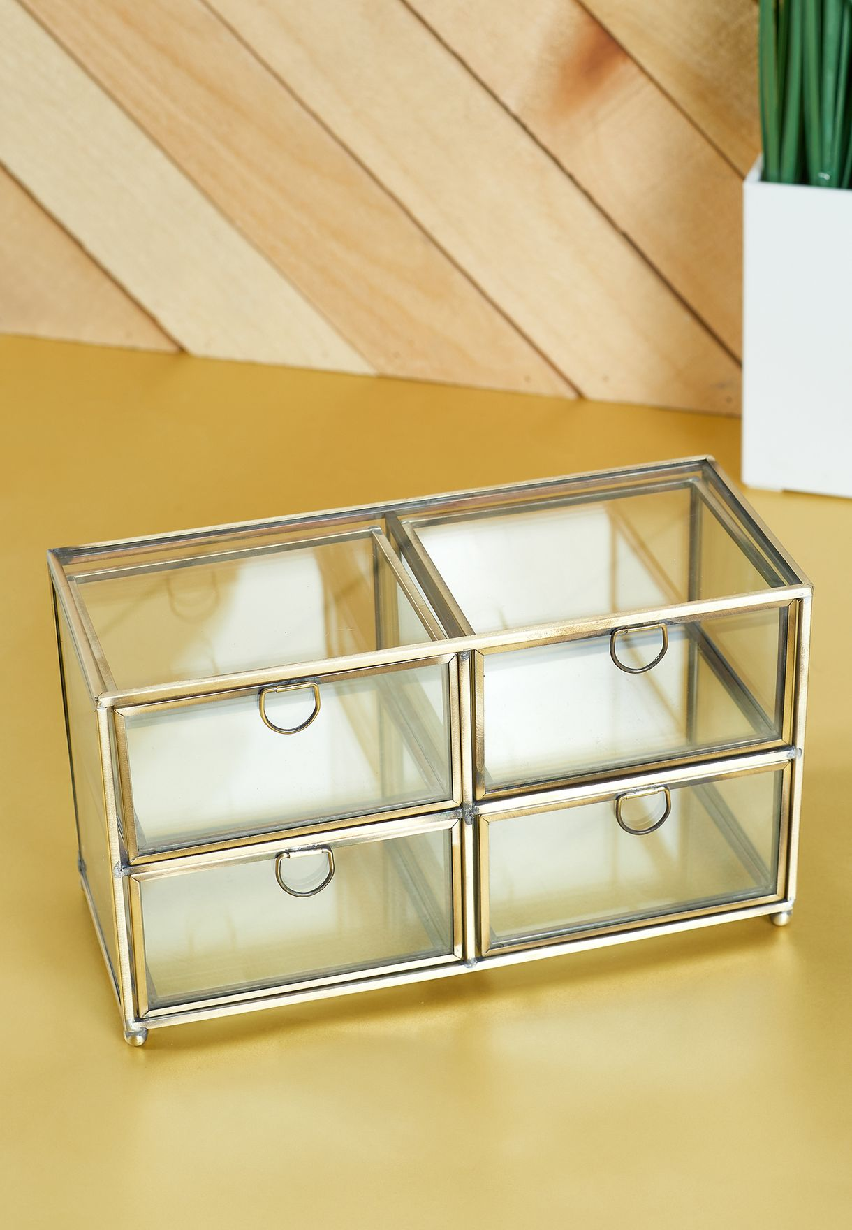 صندوق تخزين شاي