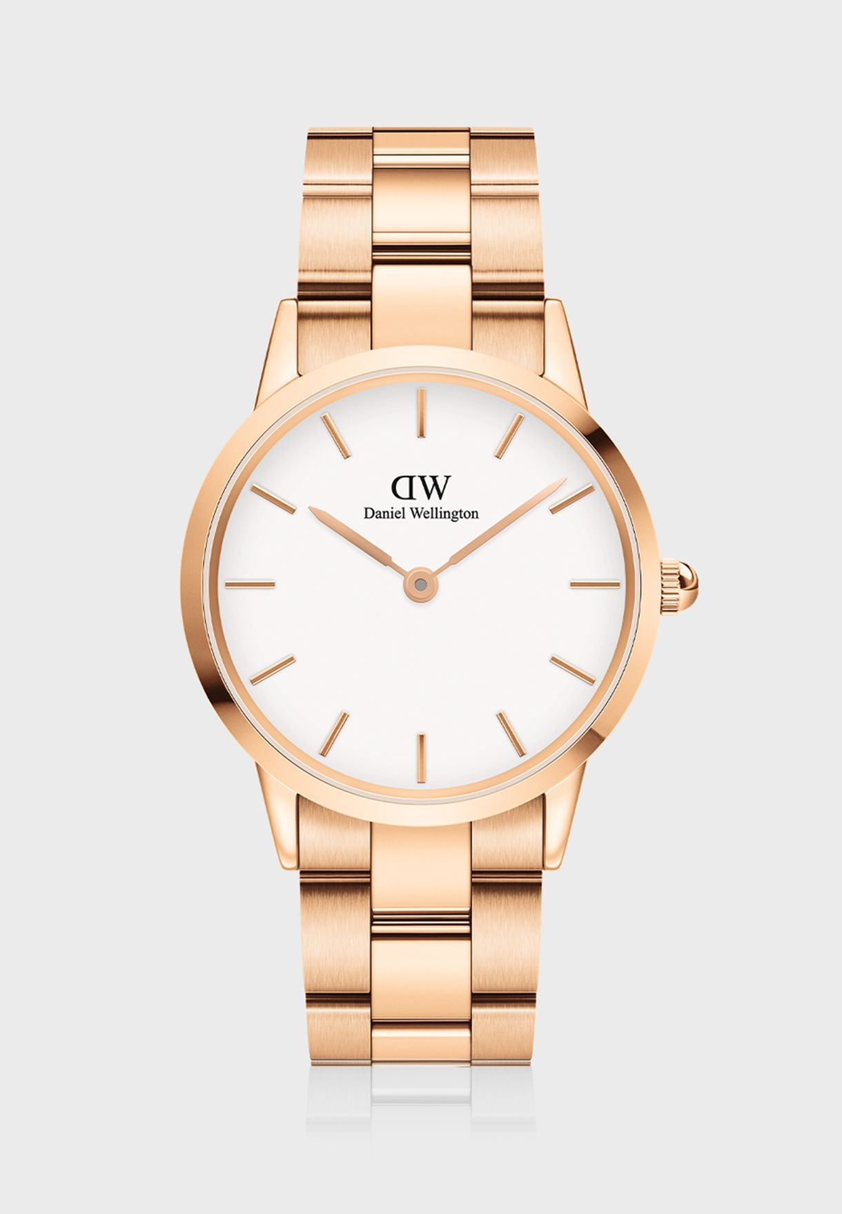 Iconic Link RG White 36mm Watch