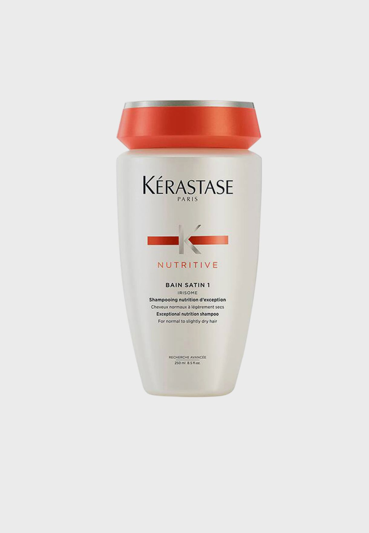 Nutritive Bain Satin 1 Deep Nourish Shampoo 250ml