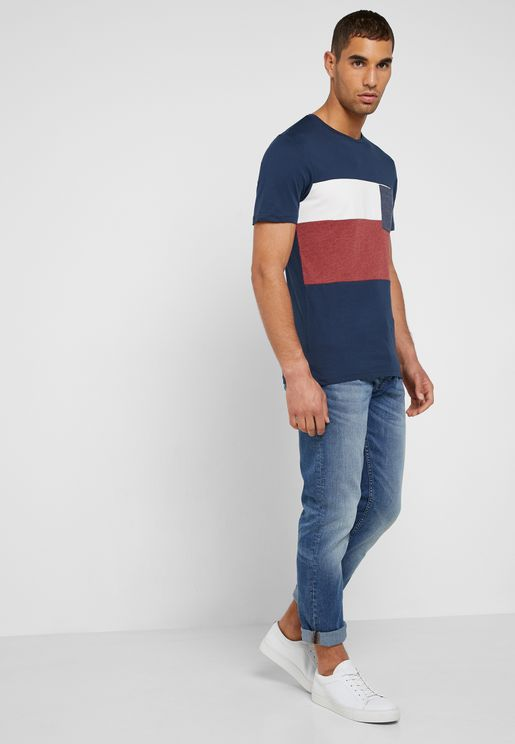 Weft Washed Skinny Fit Jeans