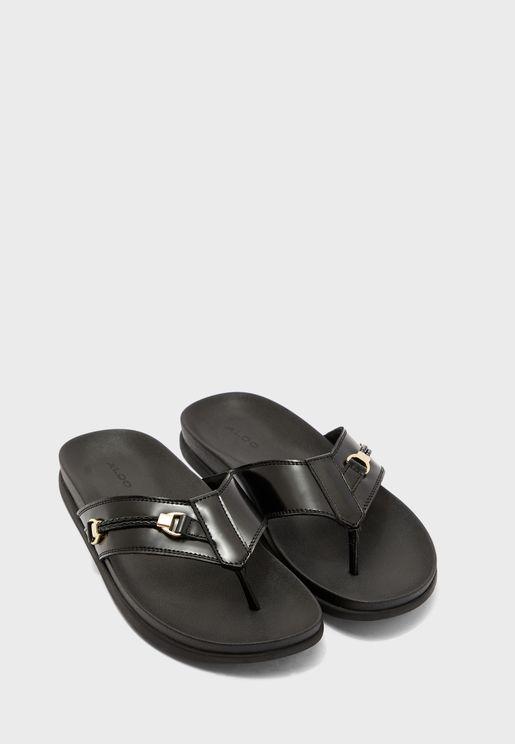 Haelini Flat Sandal