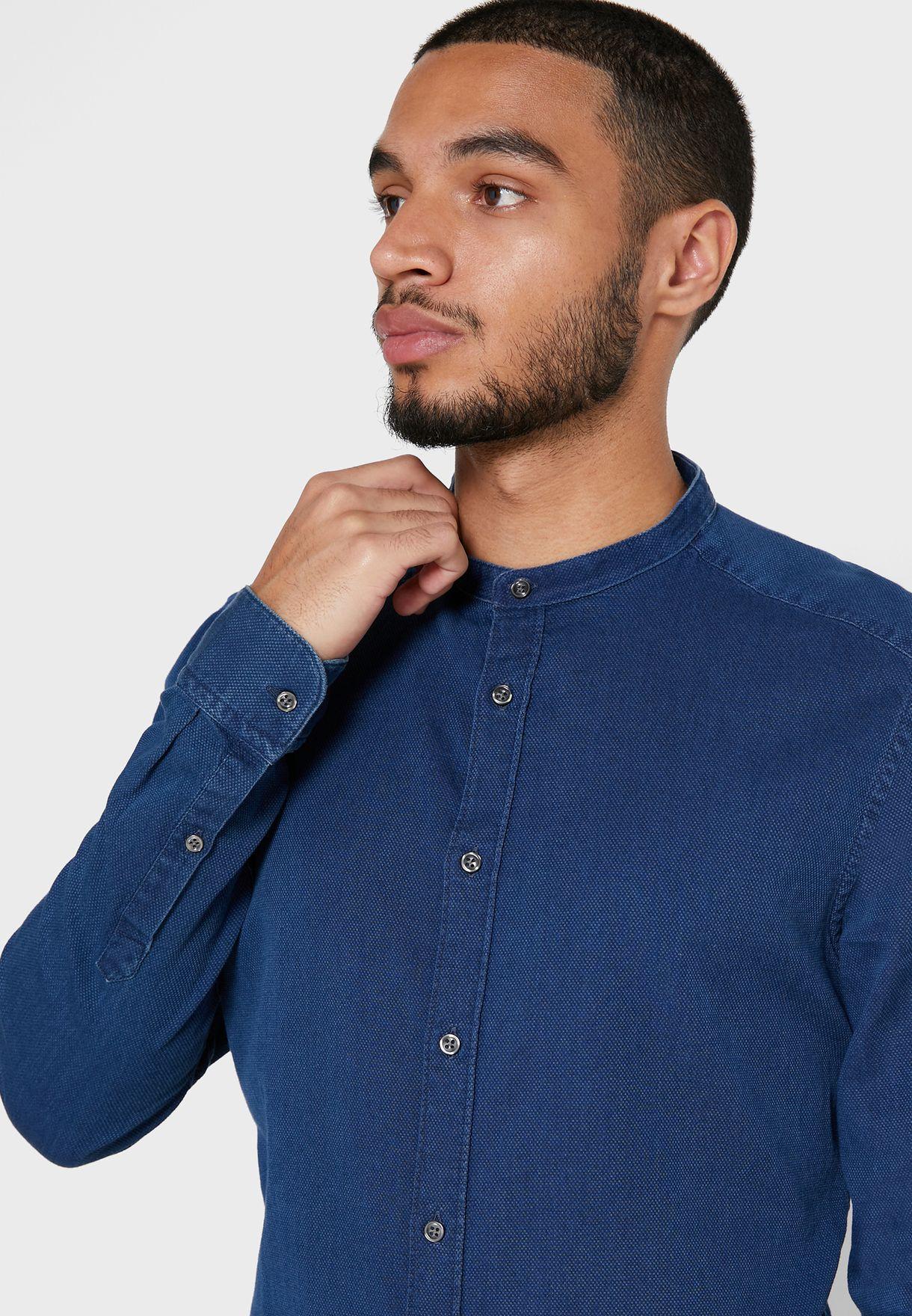 Caffrey Slim Fit Shirt