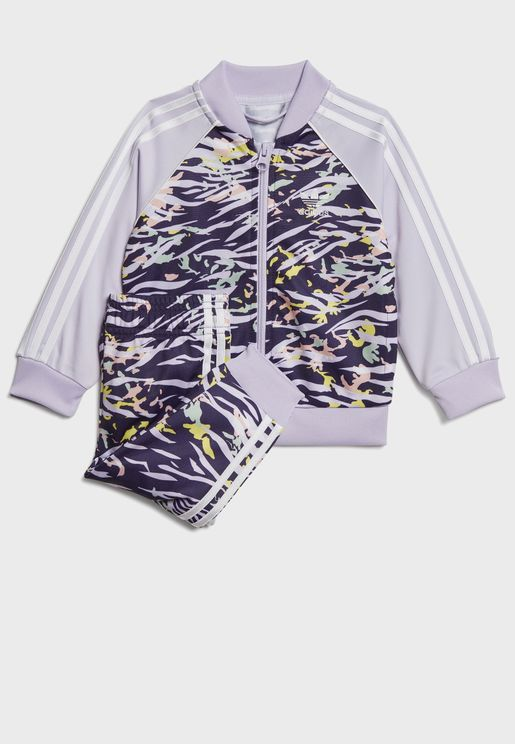 Infant Superstar Tracksuit