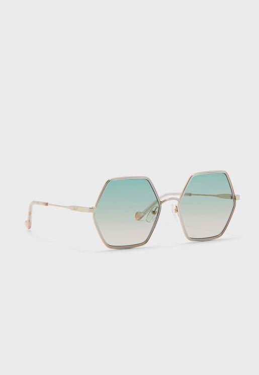 Lj118S Aviator Sunglasses