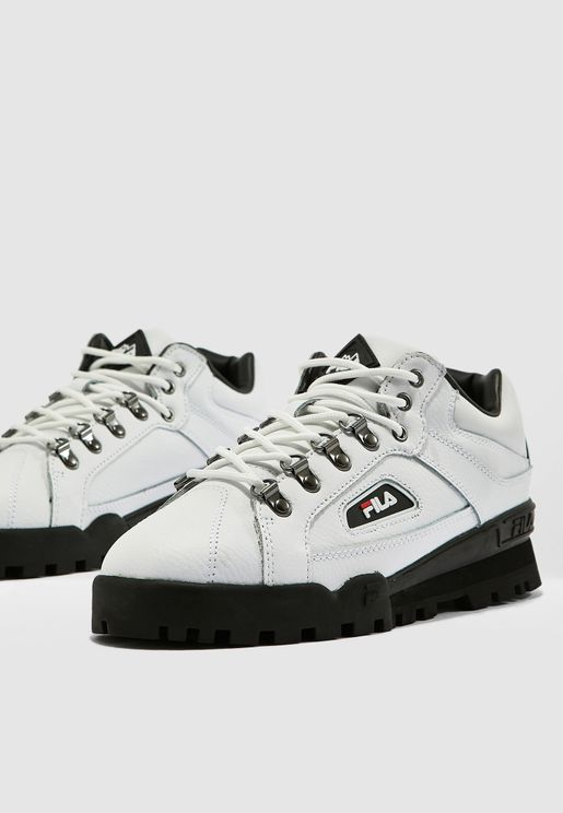 9c17acfee9a7d4 Trailblazer Leather Trainers
