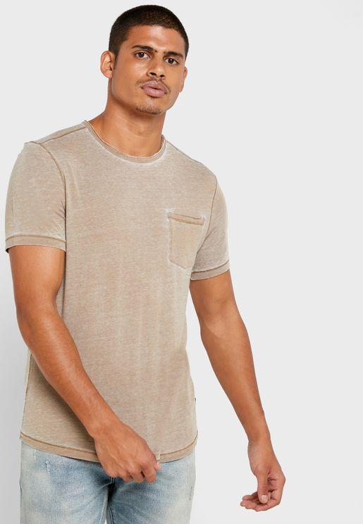 Ames Crew Neck T-Shirt