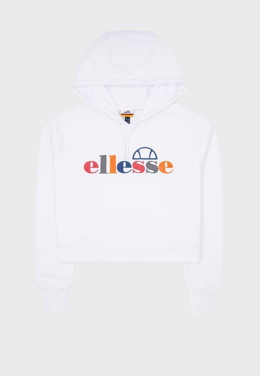 Gaetana Cropped Sweatshirt
