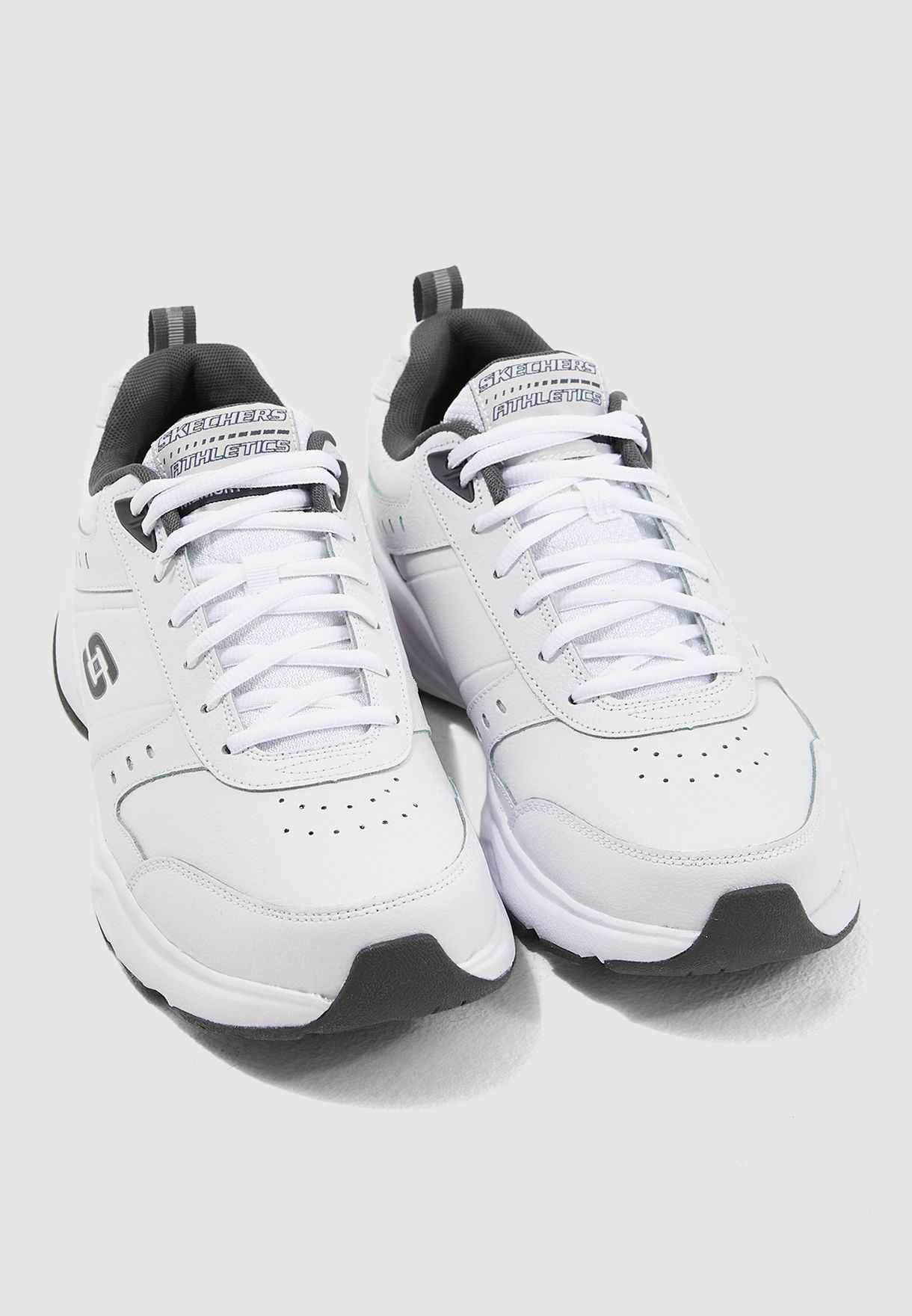 Inconcebible Nombre provisional Visualizar  Buy Skechers white Haniger for Men in MENA, Worldwide   58355-WCC