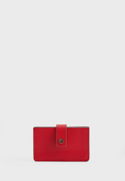 Muxia Multiple Compartment Cardholder