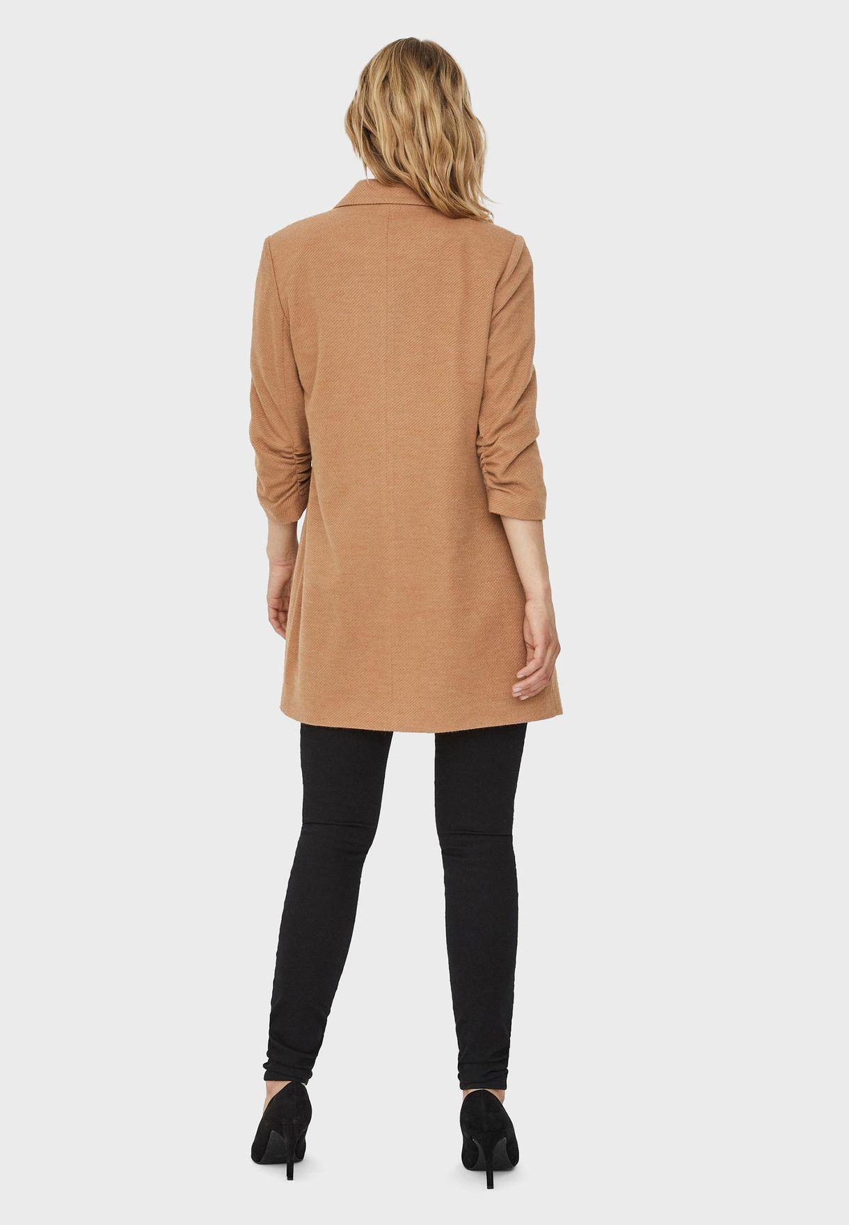 Longline Blazer Dress