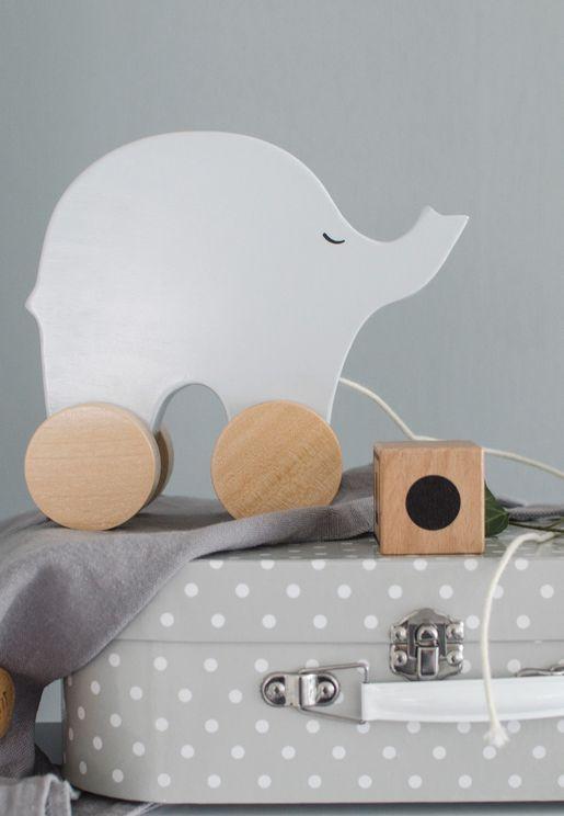Kids Elephant Pull Toy
