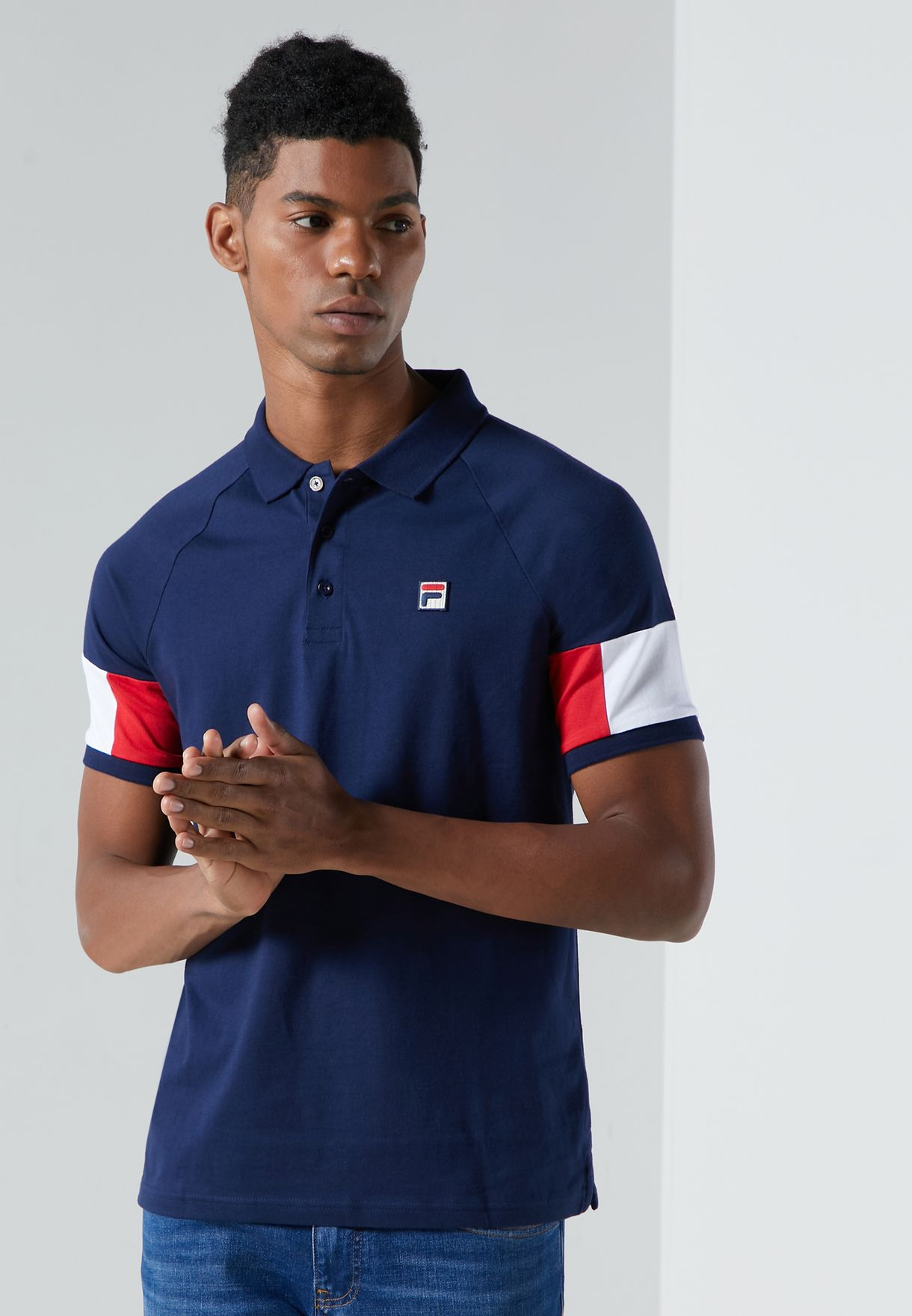 Trent Arch Cut & Sew Polo